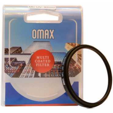 Omax 52mm Multi Coated UV Filter