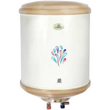 Kalptree KT-Shells 25L Storage Water Geyser - White | Beige