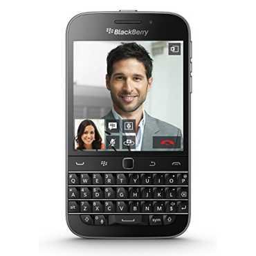 BlackBerry  Classic - Black | White