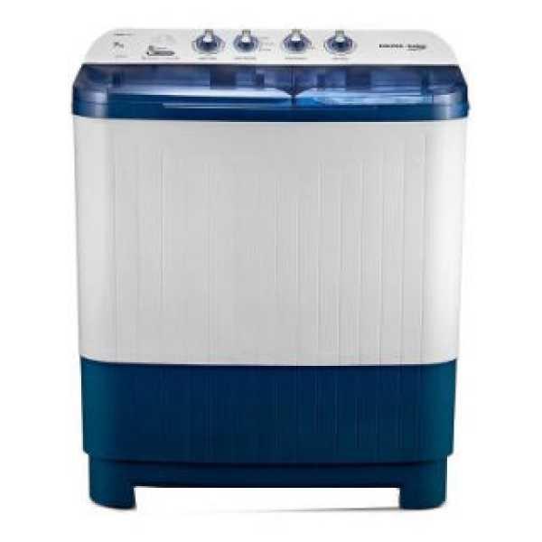 Voltas 7.5 Kg Semi Automatic Top Load Washing Machine (WTT75DBLT)