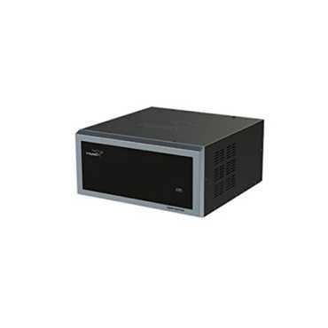 V-Guard VGMW-500 Plus Mainline Voltage Stabilizer - Black