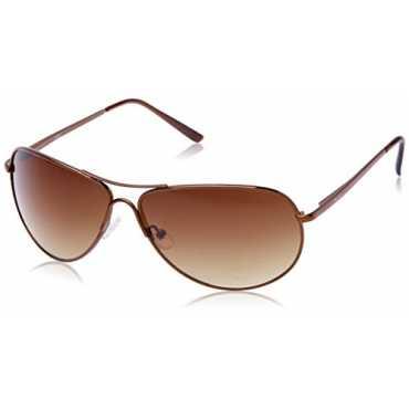 Aviator Unisex Sunglasses (M050BR5|Brown)