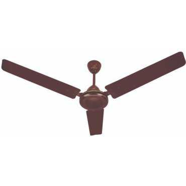Kalptree Swift 3 Blade (1200mm) Ceiling Fan - Brown