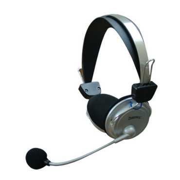Zebronics ZEB-1000HMV On Ear Headset - Silver | Black