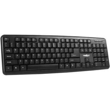 Frontech JIL-1671 PS2 Keyboard - Black