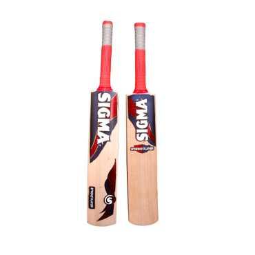 Sigma Stroke Player Kashmir Willow Cricket Bat Size 5