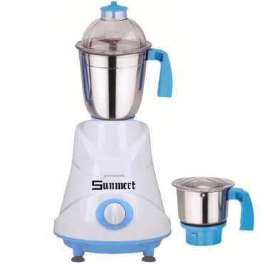 Sunmeet MG16-505 2 Jars 600W Mixer Grinder - Blue