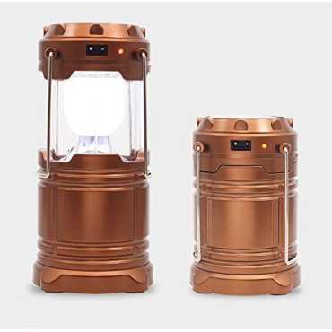 Callmate 2600mAh Solar LED Lantern Power Bank