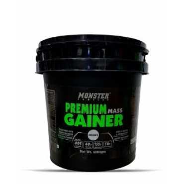 Monster Premium Mass Gainer 4kg Chocolate