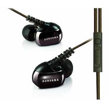 Creative Aurvana 3 Plus In-Ear  Headset - Bronze
