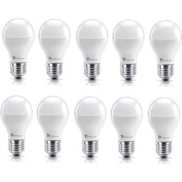 Syska SSK-SRL-7W 7W E27 LED Bulb White Pack of 10