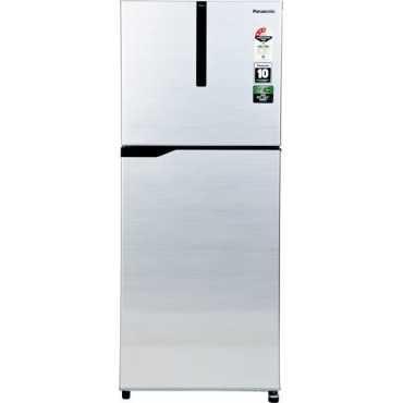 Panasonic NR-FBG27VSS3 268 L 3 Star Frost Free Double Door Refrigerator