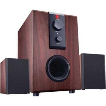 iball Raaga Q9 2.1 Multimedia Speakers - Brown