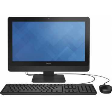 Dell AIO 3010 (AMD E1-2500- 2GB- 500GB- Ubuntu- 19.5 Inches) All in one Desktop - Black