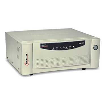 Microtek UPS-SEBZ 1100VA inverter - Black | White