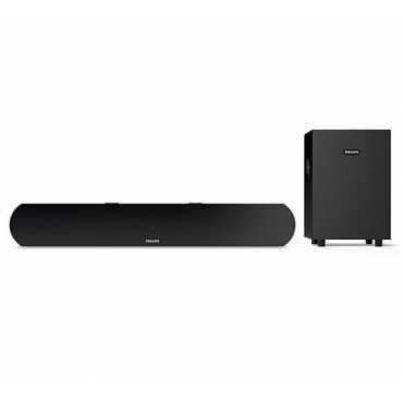Philips HTL1031/94 2.1 Channel Soundbar Speaker - Black