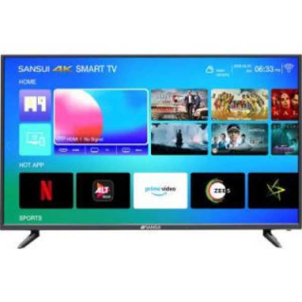 Sansui 43UHDAOSP 43 inch UHD Smart LED TV