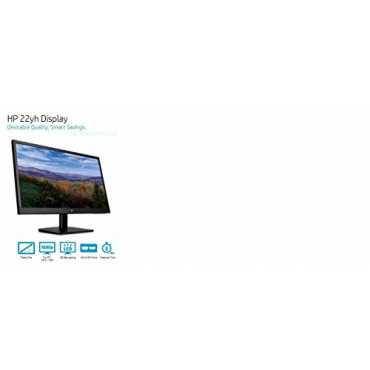 HP 22YH 21.5 Inch Full HD Monitor