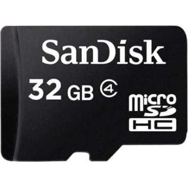 SanDisk 32GB MicroSDHC Class 4 (90MB/s) Memory Card