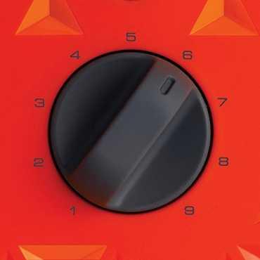 Morphy Richards Prism 4 Slice Pop Up Toaster - Orange | White | Yellow | Black