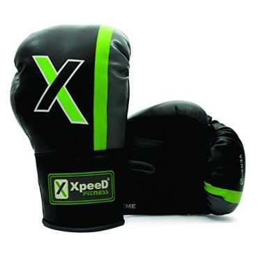 Xpeed Boxing Gloves 14 Oz - Black