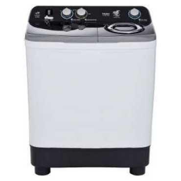 Haier 8.5 Kg Semi Automatic Top Load Washing Machine (HTW85-186S)