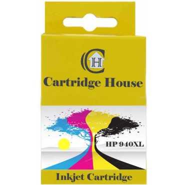 Cartridge House C4909A 940XL Yellow Ink Cartridge