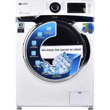 Koryo 7 kg Fully Automatic Front Load Washing Machine (KWM1275DDF)