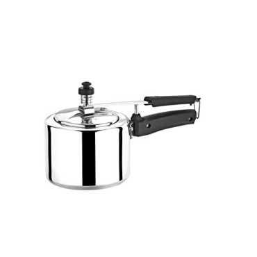 Butterfly C2043B00000 Aluminium 5 L Pressure Cooker (Inner Lid) - Silver