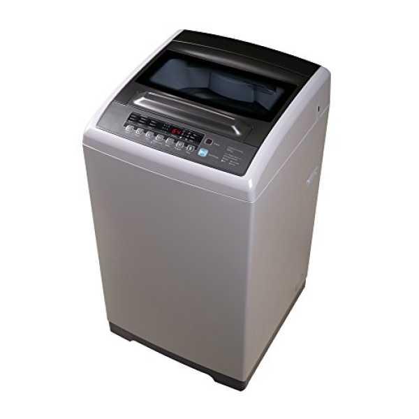 Koryo 6.2kg Fully Automatic Top Load Washing Machine (KWM6518TL) - Grey