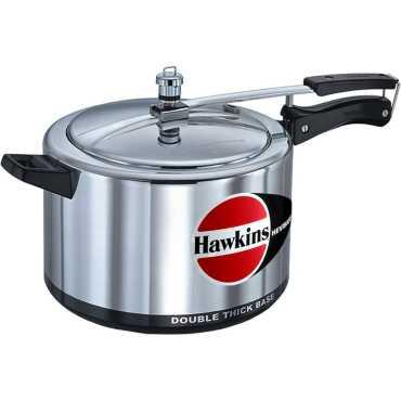 Hawkins Hevibase IH80 Aluminium 8 L Pressure Cooker (Inner Lid)