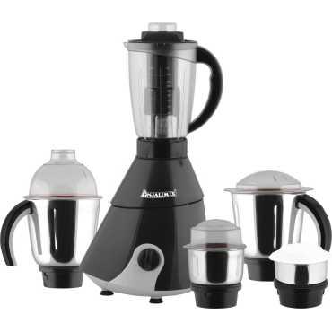 Anjalimix Insta 1000W Mixer Grinder (5 Jars) - Black
