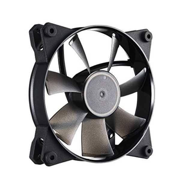 Cooler Master MasterFan Pro 120 (MFY-F2NN-11NMK-R1) Air Flow Case Fan - Black | Red