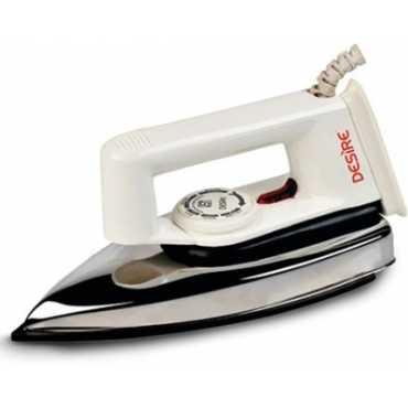 Desire DDI75B1 750W Dry Iron - White