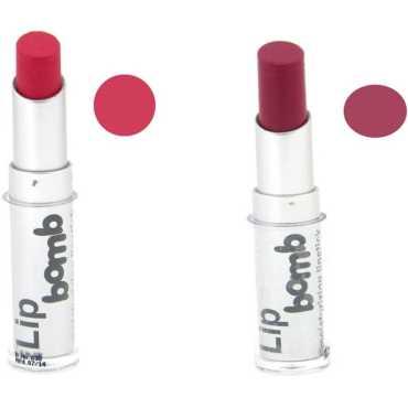 Color Fever Color Fever Lipstick 16-20 (Romance, Scarlet) (Set of 2)