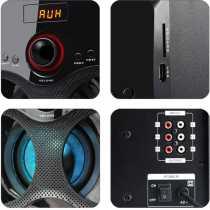 Zebronics BT4440RUCF 4 1 Multimedia Speaker System