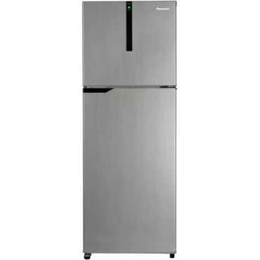 Panasonic NR-BG341VSS3 336 L 3 Star Inverter Frost Free Double Door Refrigerator - Silver