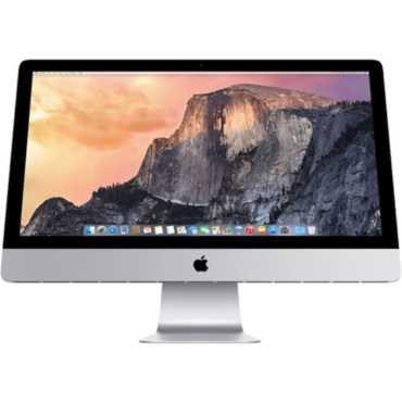 Apple iMac MK482HN/A 27 inch 5K Retina Desktop - Silver