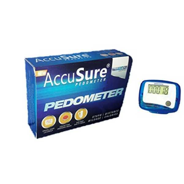 Accu Sure PD-01 Pedometer Step Counter