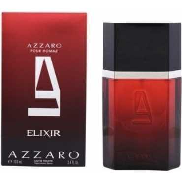 Azzaro Elixer EDT - 100 ml (For Men, Women)