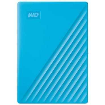 WD My Passport WDBPKJ0040 4TB External Hard Drive