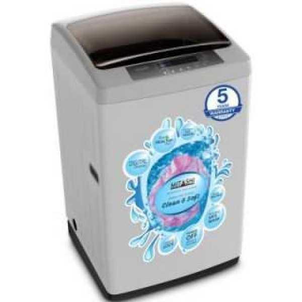Mitashi 6.2 Kg Fully Automatic Top Load Washing Machine (MiFAWM62v20)