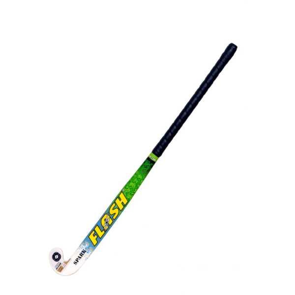 Flash Spark Hockey Stick - Green
