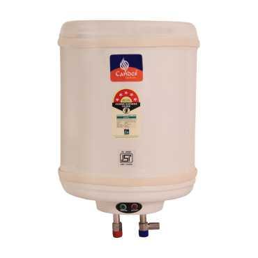 Candes Metal 15 Litres Storage Water Geyser