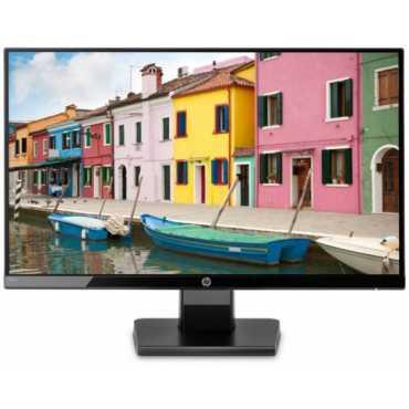 HP 22W 21.5 Inch IPS LED Monitor - Black