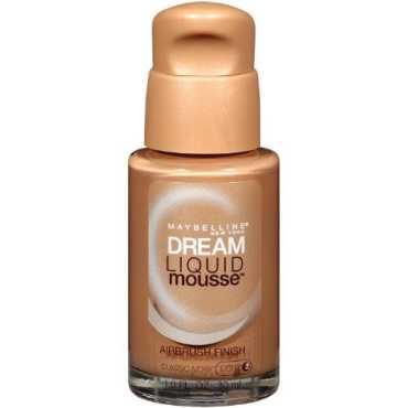 Maybelline New York Dream Liquid Mousse Foundation (Classic Ivory Light 2)