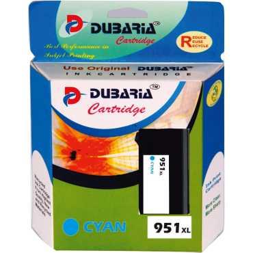 Dubaria 951xl Cyan Ink Cartridge - Blue