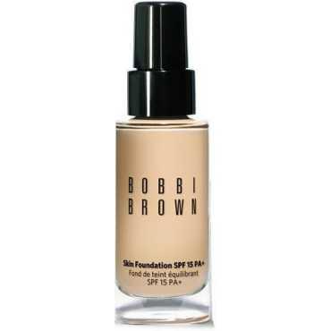 Bobbi Brown Skin Broad Spectrum Spf 15 Foundation Warm Beige