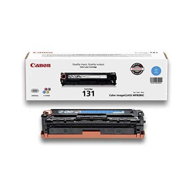 Canon 131 Cyan Toner Cartridge