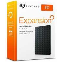 Seagate Expansion Portable USB 3 0 1 TB Wired External Hard Drive